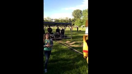 Забавна, танцуваща флашка в Южен парк