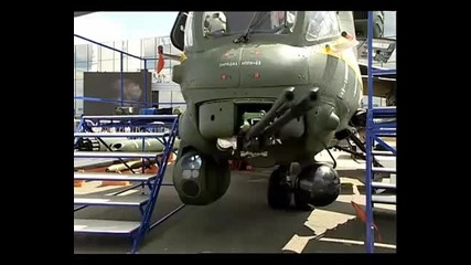 Ми - 24 - рекламен за износния вариант (ми - 35)