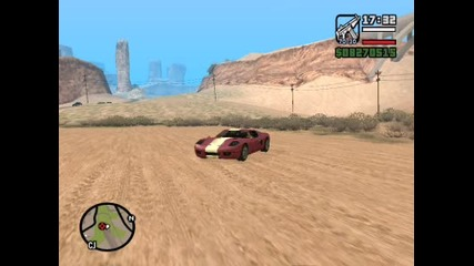 Gta San Andreas: Perfect Parking