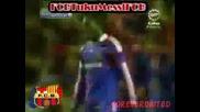06.05.09 гол на Андрес Иниеста Коментатор Челси - Барселона 1:1