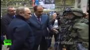 Новинка от Минобороны Рф поразила даже Путина. Нато в Шоке