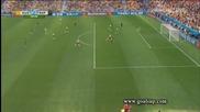 Австралия 0:3 Испания 23.06.2014