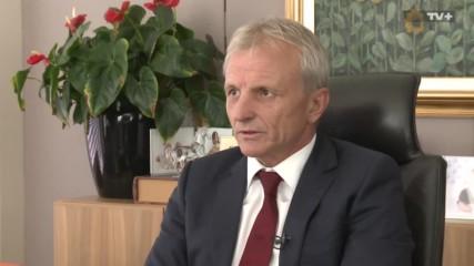 Ганчев: Левски ми е безразличен, Русев играе по правилата