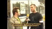 Златен скункс за Димитър Стоянов