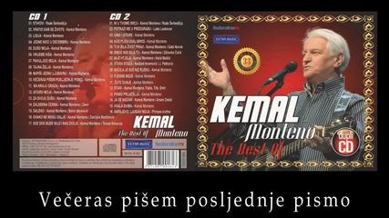 Kemal Monteno - Veceras pisem posljednje pismo - (LIVE) - (Skenderija 2003)