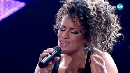 Манал се раздаде на сцената, за да остане в X Factor, Live (22.10.2017)