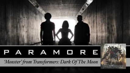 Paramore -monster