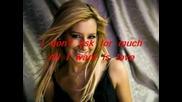 Ashley Tisdale - Be Good To Me(karaoke)
