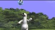 Bernard The Polar Bear - At the Theme Park (first Season - Episode 11)