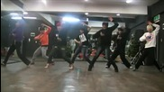 Infinite - Btd - Before The Dawn Мirrored Dance Practice
