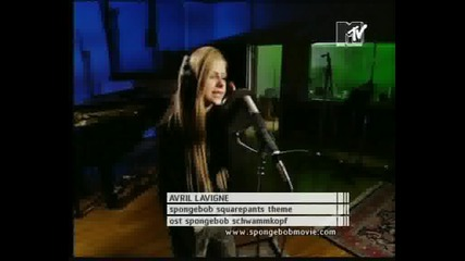 Avril Lavigne - Spongebob Squarepants Theme