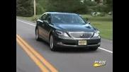 Review 2008 Lexus Ls 600h