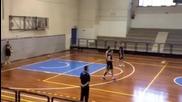 Ето как минава тренировката на Османи Хуанторера