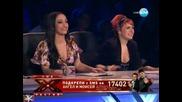Ангел и Моисей 29.11.2011 X Factor