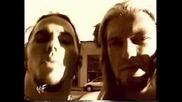Jeff и Matt Hardy разказват за живота си.