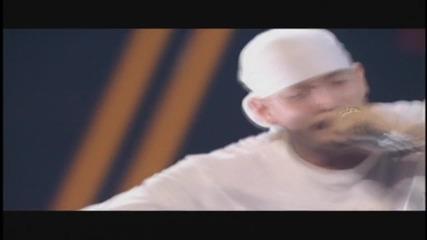 +субс[високо качество] Eminem - Forgot About Dre [ Live 2002 The Anger Management Tour ] [ Detroit ]