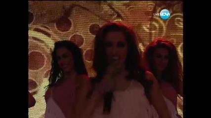 X Factor Теодора Цончева - второ изпълнение Live концерт - 12.12.2013г.
