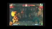 Sf4 Daigo (ryu) vs Suropu (sagat) - Set 01 - Playland Casual Matches - 23 - 11 - 2009