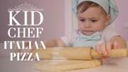 Как НЕ се прави италианска пица - деца хванаха точилката