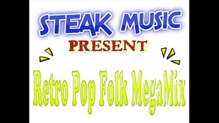 Retro Pop Folk Megamix