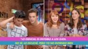 Soy Luna 2 - Кой каза това? - Катя и Малена срещу Агустин и Руджеро