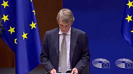Belgium: Belarus opposition representatives win EU human rights award