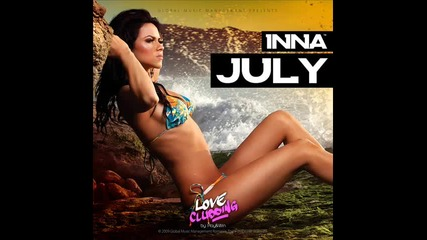 на Inna - July (cd - Rip)