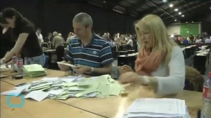 'Yes' Side Joyous as Count Starts in Irish Gay-Marriage Vote