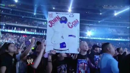 (2014) The Undertaker vs. John Cena - Wrestlemania 30 Promo