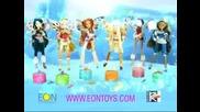 Winx Club Фея Ловикс от Rainbow и Еон Ентъртейнмънт