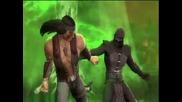 Смъртоносна Битка 9: Нощен Вълк Срещу Куан Чи