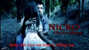 New ! Nicko  Nikos Ganos - This Love is Killing me (official 2011)