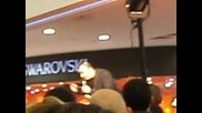 Краси Радков във Мол Варна - част 3