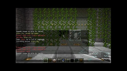 Minecraft bukkit hamachi server 1.3.1