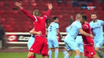 Трябваше ли да бъде отсъдена дузпа за ЦСКА ?