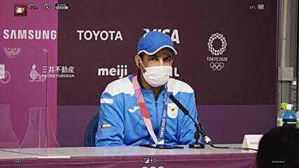 Japan: Kuwaiti sport shooter Rashidi vows to 'do better in Paris Olympic Games' as he wins bronze in skeet shooting
