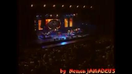 AMADEUS Band - Mislis li na mene - (LIVE) - (SAVA CENTAR)