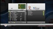 Моя Отбор - Fifa 12 - Manager Mode