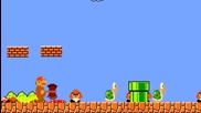 Ще се побъркате от смях - Когато Супер Марио полудее ; D