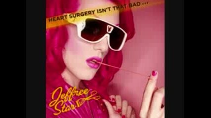 Jefree Star - Heart Surgery Isn`t That Bad