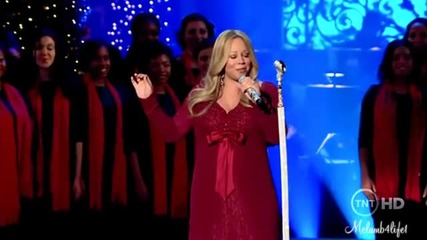 (hd) Mariah Carey - One Child (live Christmas In Washington)