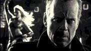 Култовите персонажи Джон Хартиган и Нанси Калахан от филмите Град на Греха 1 и 2 (2005-2014)