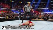 Loudest SummerSlam pops: WWE Top 10, Aug. 5, 2021