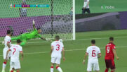 Швейцария порази Турция след само 6 минути