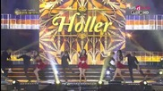 150122 Snsd ( T T S ) - Holler @ Seoul Music Awards