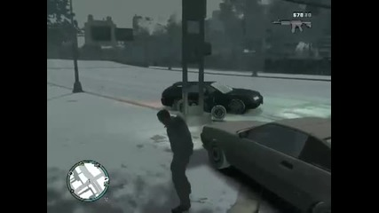 Gta 4 Snow mod