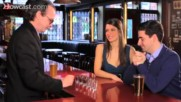 Барови трикове - How to Win the 6 Shot Glasses Bar Bet - Bar Tricks