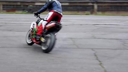 stunt & drift trailer 3