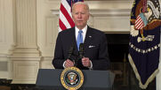 USA: Biden says country will have enough vaccines for all US adults by end of May