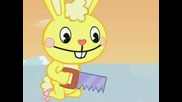 Happy Tree Friends - Snow Place To Go High Quality